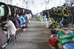View of Factory 7-Professional Furniture Hardware Fittings Manufacturer