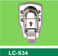 LC-34 copper core tools latch,Flight case road case hardware-Professional Furniture Hardware Fittings