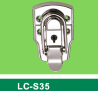 LC-35 rubber core tool latch,Flight case road case hardware-Professional Furniture Hardware Fittings