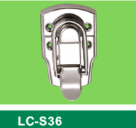 LC-S36 tools Latch without a key,Flight case road case hardware-Professional Furniture Hardware Fitti