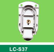 LC-S37 Copper core latch for barbecue,Flight case road case hardware-Professional Furniture Hardware