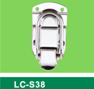 LC-S38 latch for barbecue without a key,Flight case road case hardware-Professional Furniture Hardwar