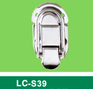 LC-S39 Round head latch for barbecue,Flight case road case hardware-Professional Furniture Hardware F