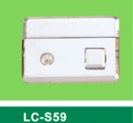 LC-S59 die-casting square Latch,Flight case road ca