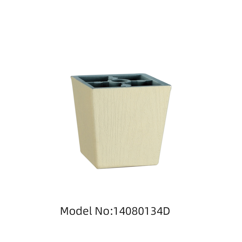 furniture fittings plastic sofa leg 14080134D