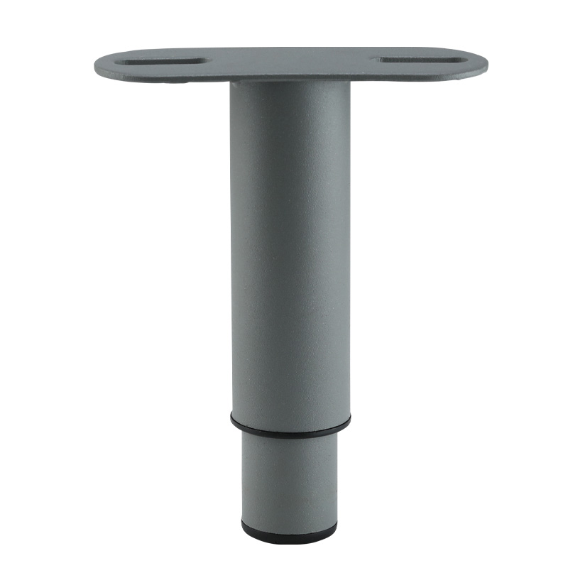 High quality adjustable furniture leveling gray met