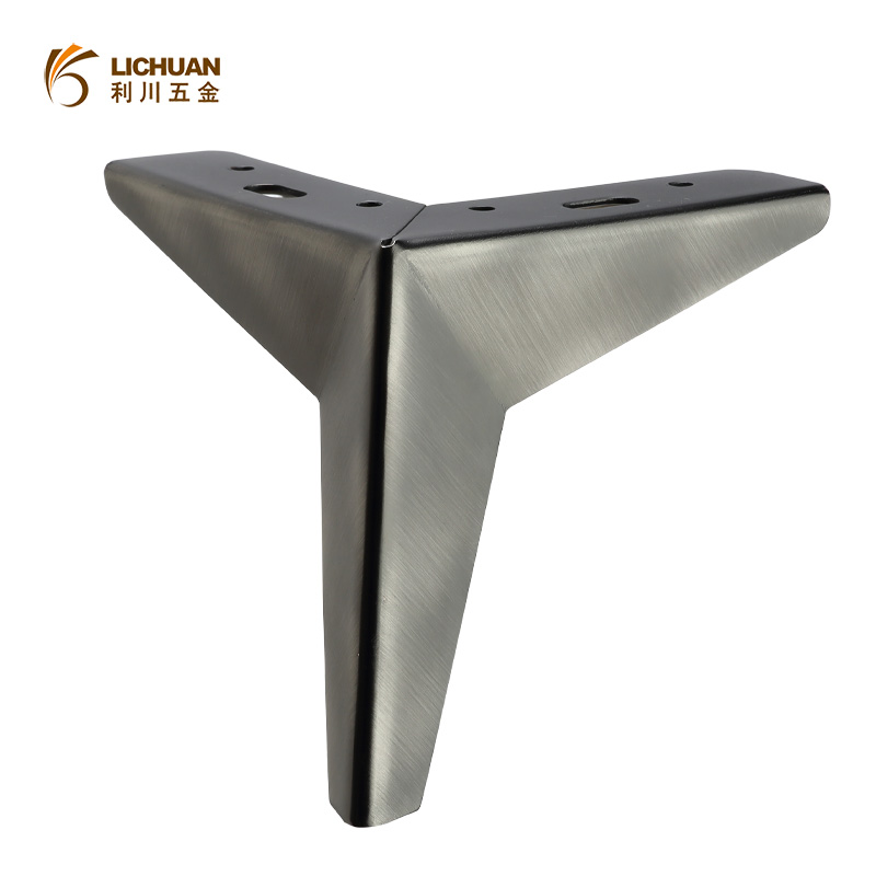 stainless steel bed leg