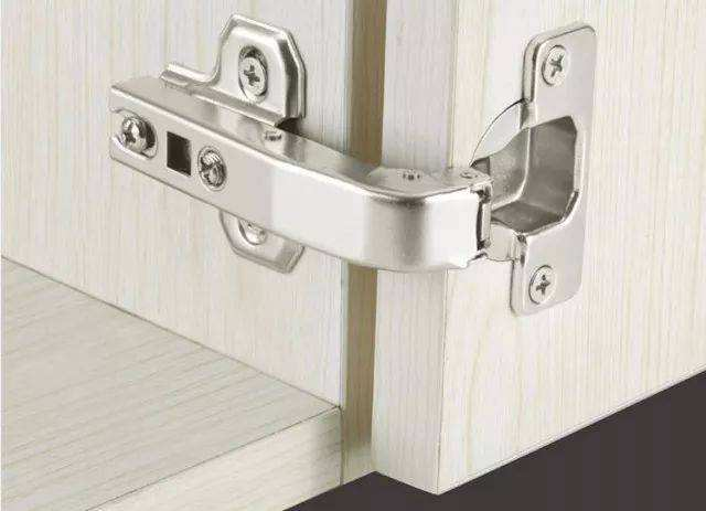 How to install the hinge