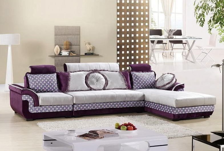How to install the feet of the fabric sofa? Fabric sofa installation method