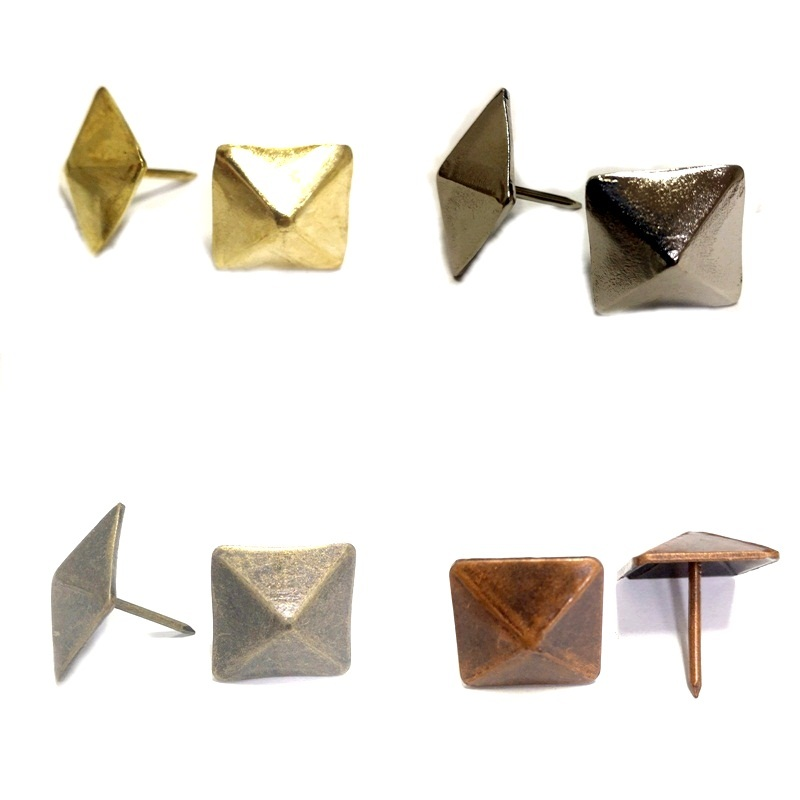 decorative sofa staple accessories brass nail 13020254