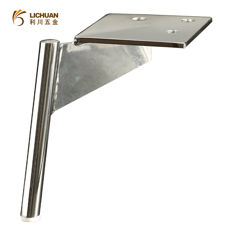 Metal  chrome  furniture legs modern sofa feet 1402